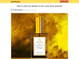 Want to catch the attention of men, wear these perfumes