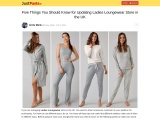 Online Womens Tracksuits Loungewear – Useful Ways To Buy Quality Online Womens Tracksuits Loungewear