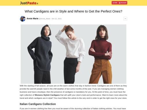 Ladies Cardigans – Amazing Ways To Buy Wholesale Ladies Cardigans Uk!