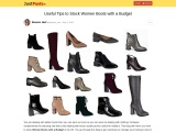 Cheap Boots Online | Instructions To Buy Cheap Boots Online In Uk!