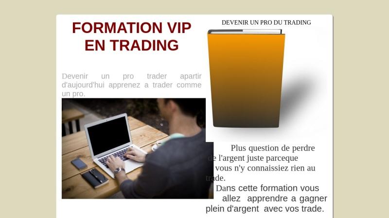 devenir un pro en trading