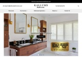 Bathrooms London Showroom Design & Installation | Kallums Bathrooms