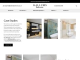 Kallums Bathrooms have an extensive portfolio of bathroom ranges that caters for all styles and pers
