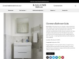 Clonmore Bathroom Suite   Bathroom Showroom Putney, Kallums Bathrooms