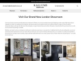 Luxury Bathroom Showroom in Putney London | Kallums Bathrooms