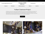 Cloakroom Project in Fulham, South West London | Kallums Bathrooms