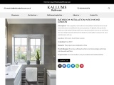 Bathroom Design, Supply & Installation in Richmond London | Kallums Bathrooms