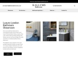 Luxury London Bathroom Showroom | Bathrooms Fitters and Installation…