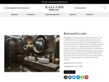 Richmond Ensuite | Kallums Bathrooms | Bathroom Showroom London