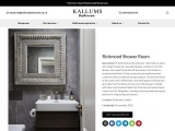 Shower Room in Richmond | Kallums Bathrooms | Bathroom Showroom London
