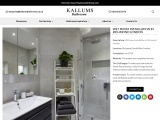 Wet Room Installation in Richmond London by Kallums Bathrooms