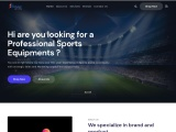 Are you looking for a Professional Sports Equipment's ?