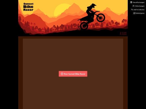 Sunset Bike Racer - 25+ Best Browser Games 2020 – You Should Play