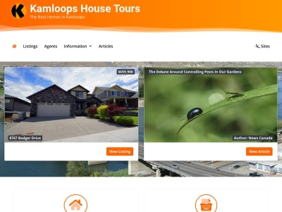 Kamloops House Tours