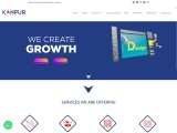 Graphic and Website Designing agency in Kanpur