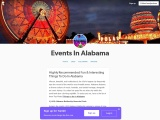 All information about the Alabama attractions