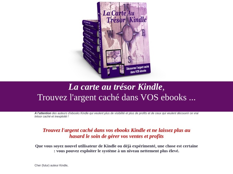 kindle une mine d'or