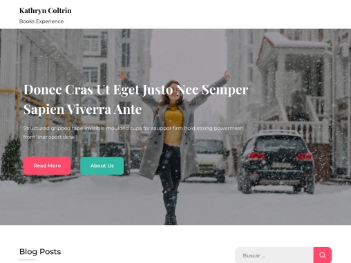 Author of Two by Two- Kathryn Coltrin