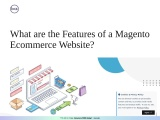 Bcz-What are the Features of a Magento Ecommerce Website?