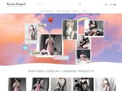 Kawaii Lingerie screenshot