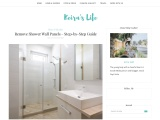Remove Shower Wall Panels – Step-by-Step Guide