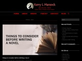 Things to Consider Before Writing a Novel