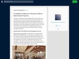 Complete Guidance on Keystone Resort Real Estate Property