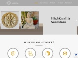 Khare Stones | Natural Stone & Sandstone Manufacture | Global Delivery