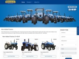 New holland is the best tractor in india`