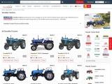 Sonalika Tractor in India