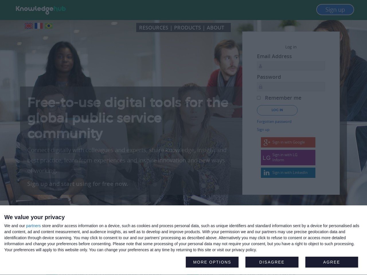 Creativity and innovation uncovered – Knowledge Hub