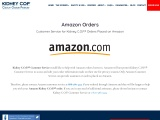 Order Kidney C.O.P.® health supplement from Amazon