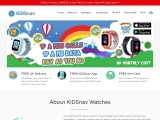 Kids Smart GPS Watch | Child GPS Tracker | GPS Tracker For Kids | Child Tracker Watch | Kidsnav