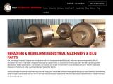 Kiln support roller – Kiln Technology