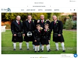 Men's Kilts available in a variety of clan tartans & colors .