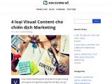 Tại sao nội dung của chiến dịch marketing lại kém thu hút?