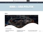 KINA - USA Politik