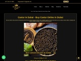 Healthy & Pure Caviar in Dubai – Buy Caviar Online in Dubai – King caviar