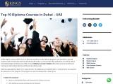 Top 10 Diploma Courses in Dubai – UAE