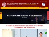 KIT – Best Colleges in Coimbatore for Computer Science Engineering
