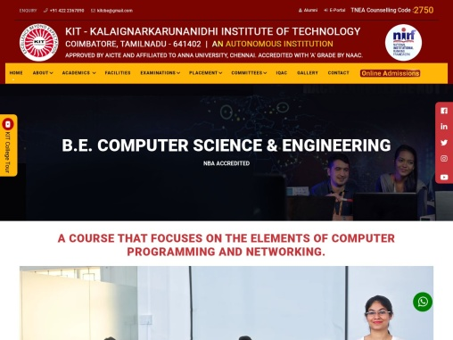 Best colleges for computer engineering