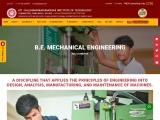 best mechanical engineering colleges in coimbatore