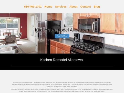 Kitchen Remodel Allentown Pennsylvania