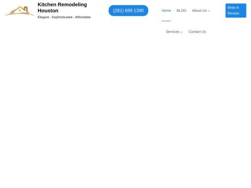 Kitchen RemodelingHouston