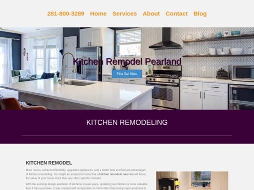 Kitchen Remodel PearlandKitchen Remodel Pearland