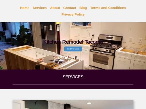 Kitchen Remodel Tacoma Washington