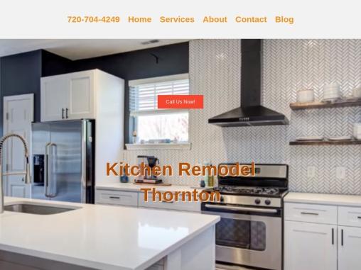 Kitchen Remodel Thornton Kitchen Remodel Thornton