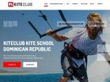 Kiteboarding in Dominican Republic
