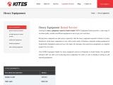 Heavy equipment rental Saudi Arabia