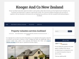 Property valuation services Auckland